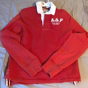 Abercrombie & Fitch Long Sleeve (Medium)